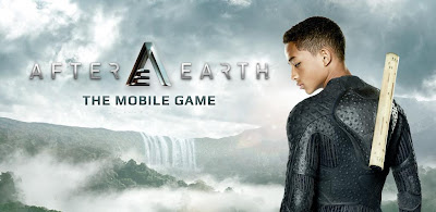 After Earth - entertaining runner made the movie After Earth.