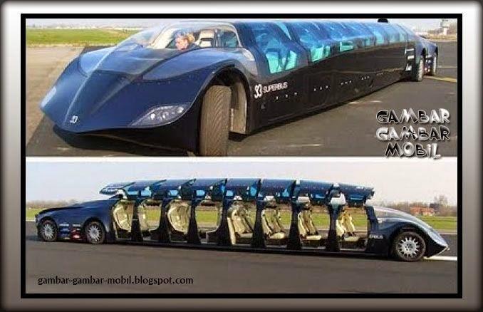 foto mobil bus termewah