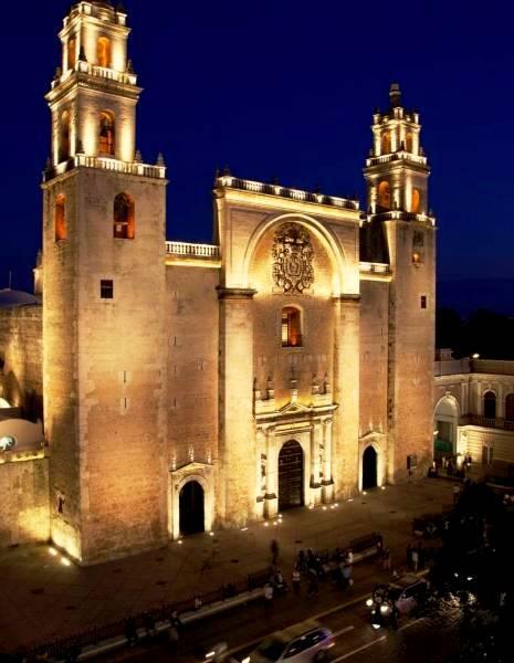 La unidad morelos catedrales de los estados del sureste for Arquitectura sacro