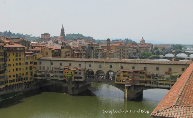 River Arno Florence Italy