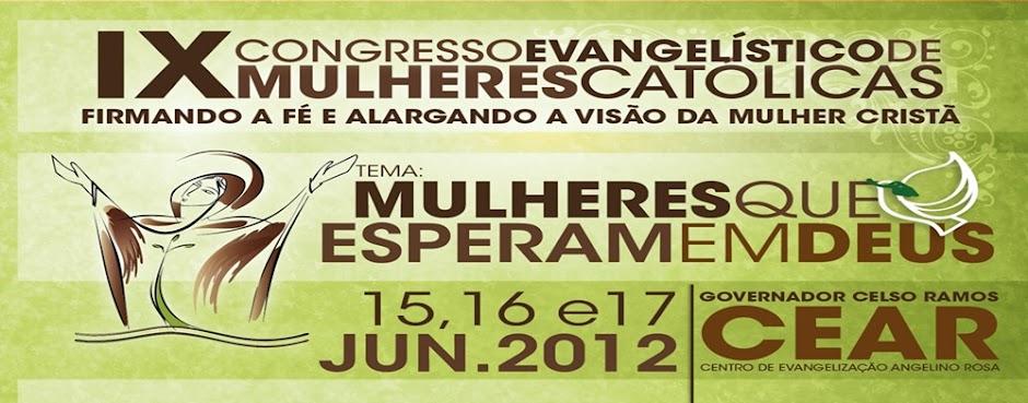IX Congresso de Mulheres Católicas
