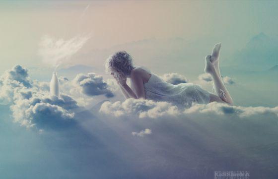 kassandra elka vizerskaya fotografia manipulação digital mulheres gigantes