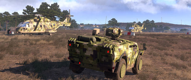 ArmA 3 Launch Trailer