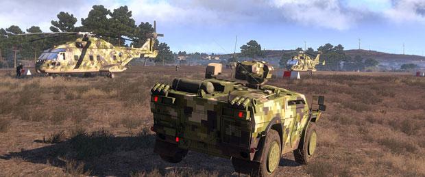 ArmA 3 Launch Trailer