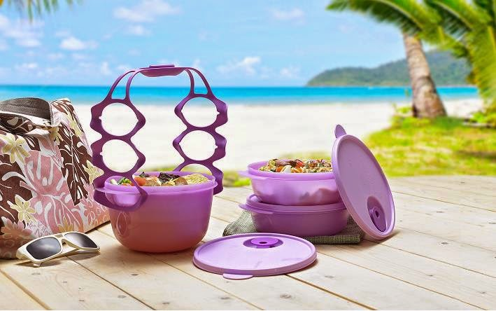 Tupperware Cater Bowl Promo