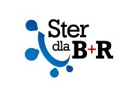 Logo konkursu Ster dla B+R
