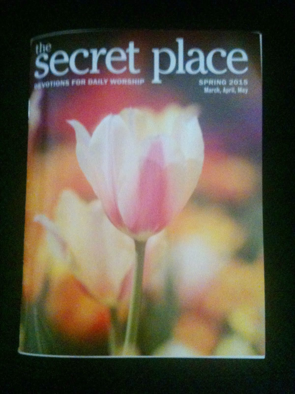 The Secret Place - Spring 2015