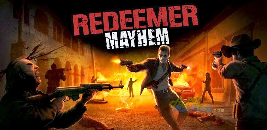 Redeemer: Mayhem v1.0   JUEGO NUEVO [APK] [Android] (Descargar Gratis)