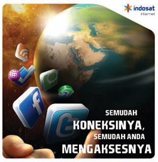 Trik Internet Gratis Indosat 2012