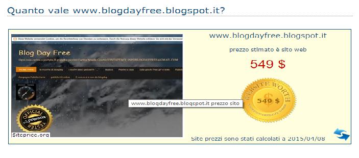valore blog