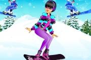 Kayakçı Kız Giysileri Oyunu