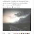 Tweet Ustaz Kazim Perlihat Gambar Seakan Tentera Allah SWT Di Langit