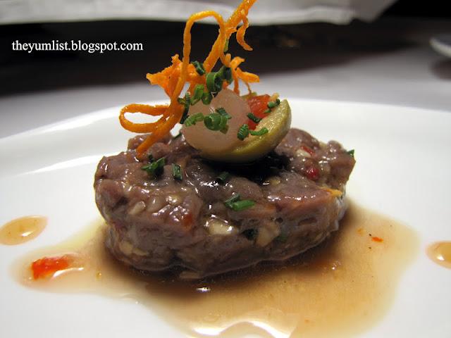 Pangkor Laut Resort, Fine Dining, seaside, steak, seafood,