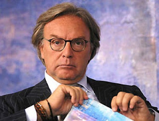 Diego Della Valle, boss of shoe manufacturer Tod's and soccer team Fiorentina