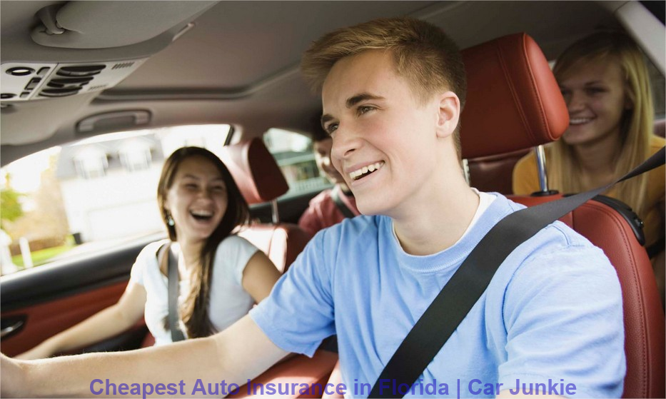 Cheapest Auto Insurance In Florida 5 Top Companies Car Junkie