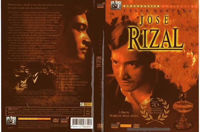 Jose Rizal, DVD, Jose Rizal DVD