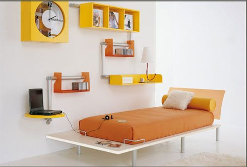 Kids-Bedrooms-Design-Ideas-With-Yellow-Color-Creation