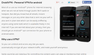 Internet Gratis Telcel 2014 con DroidVPN