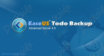 EASEUS Todo Backup Advanced Server v4.0.0.1 Retail