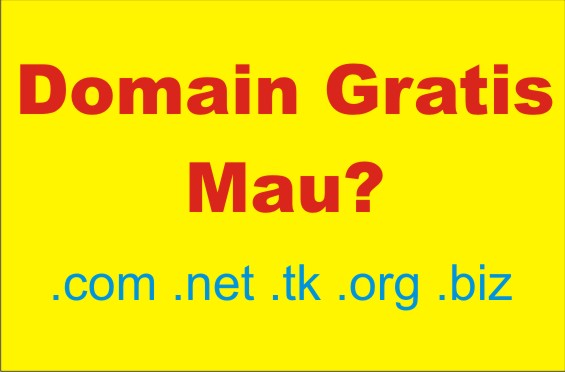 Situs Penyedia Domain Gratis, Daftar Situs Penyedia Domain Gratis Terbaik