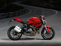 Gambar Motor Ducati 2012 Monster 1100 EVO 4