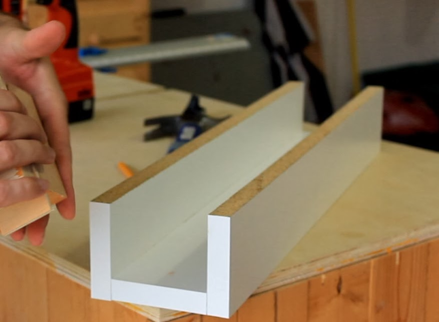 Simply Easy DIY: DIY Table Saw Workstation Part 2 - Rip Fence