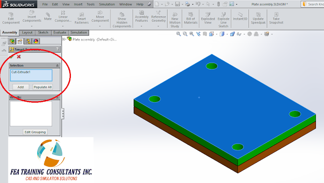 smart fasteners - tool box add -in solidworks