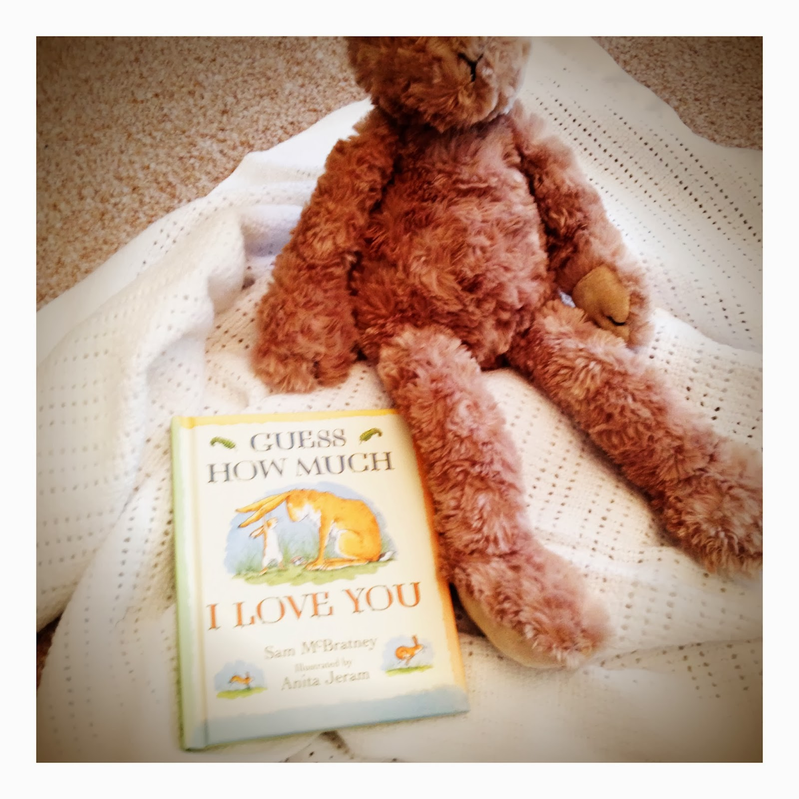 Guess How Much I Love You – the perfect baby book | V. I. BOOKCLUB