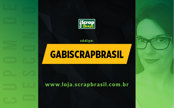 Cupom de desconto para máquinas de recorte Scrap Brasil