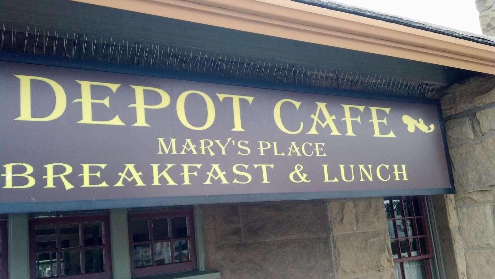 Depot Cafe San Carlos Ca