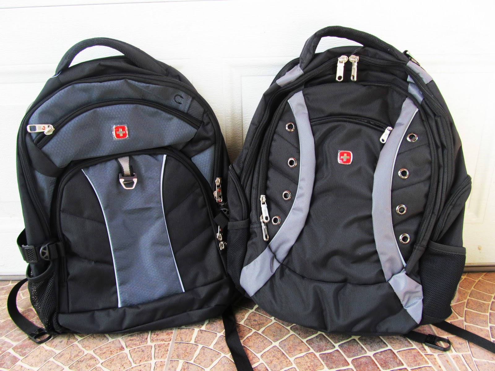 Small Swiss Gear Backpack - Crazy Backpacks