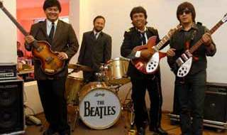 G-Pluck The Beatles Indonesia