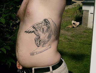 Angel Tattoo Pictures