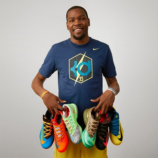 Nike has chance to match under armour deal for kevin durant