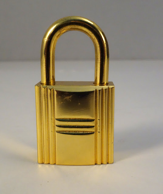 replica hermes lock and key