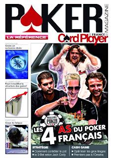 poker magazine septembre 2011