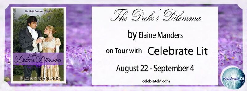 The Duke's Dilemma Blog Tour & GIVEAWAY!