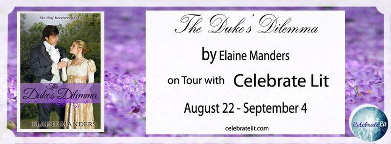 The Duke's Dilemma Blog Tour & GIVEAWAY!
