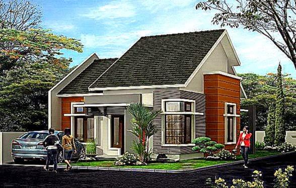 Desain Rumah Minimalis Type 70 Modern  Rumah Minimalis
