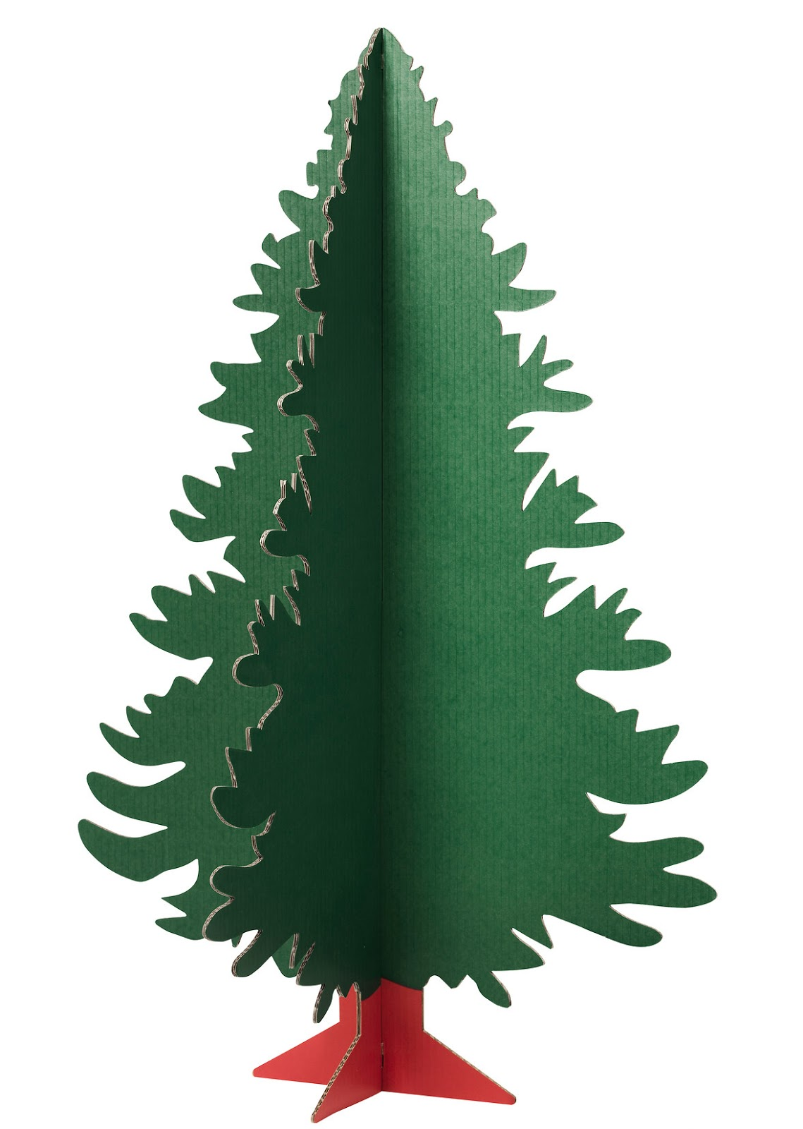 3d Christmas Tree Cut Out | Search Results | Calendar 2015