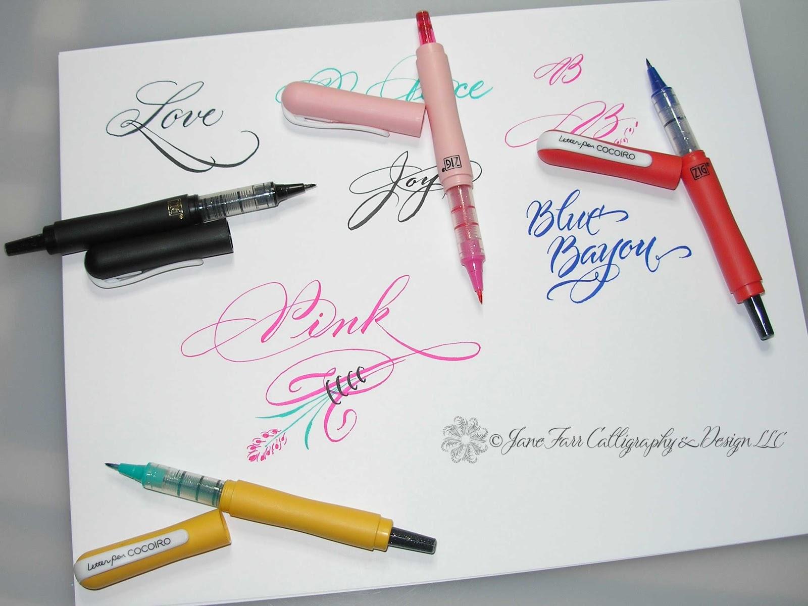 A Place To Flourish Calligraphy Flourish Friday