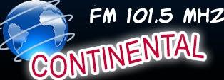 ouvir a Rádio Continental FM 101,5 Mirassol D'Oeste