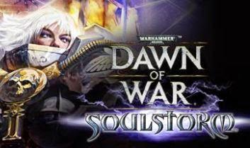 Warhammer 40k Dawn of War Soulstorm