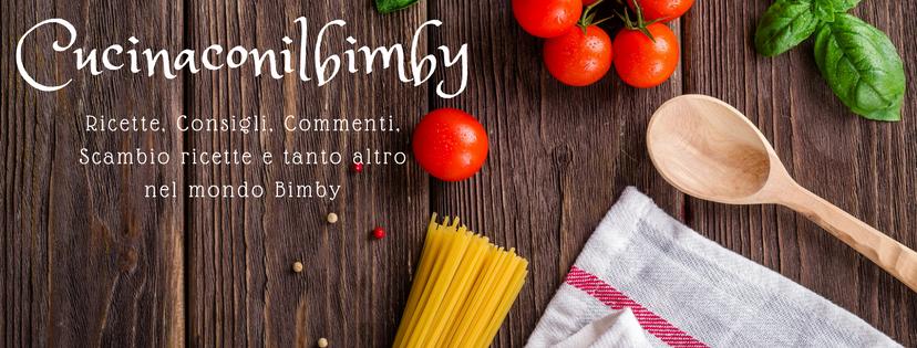 Cucina con il Bimby