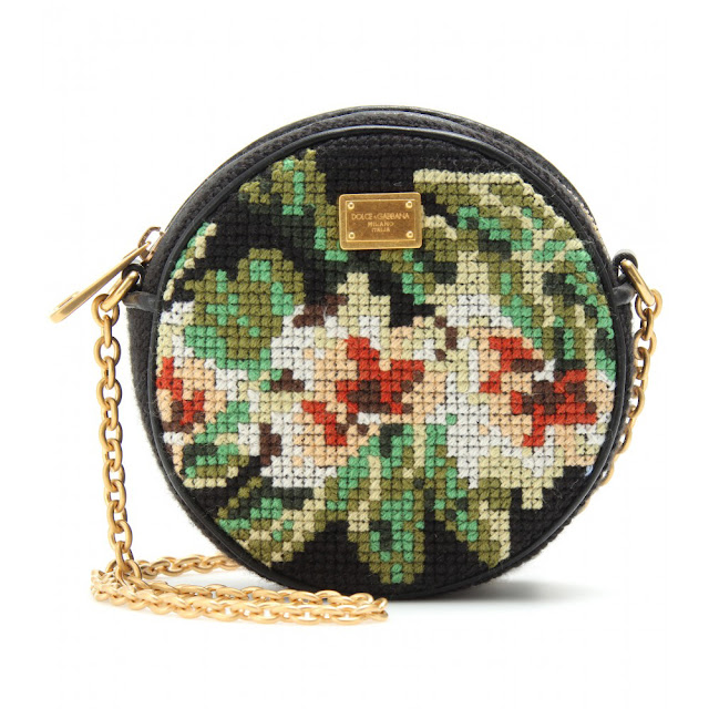 Needlepoint Dolce & Gabbana Bag