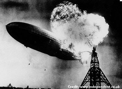Hindenburg Mystery Solved After 76 Years