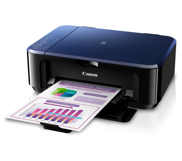 download Canon PIXMA E560 Inkjet printer's driver