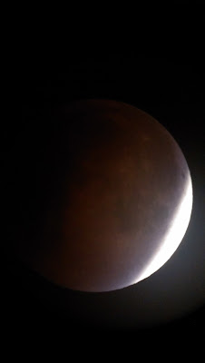 Total Lunar Eclipse -  9/28/15