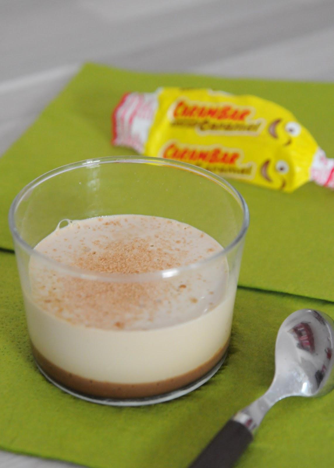13 Desserts Chacun Panacotta Au Café Sauce Au Carambar