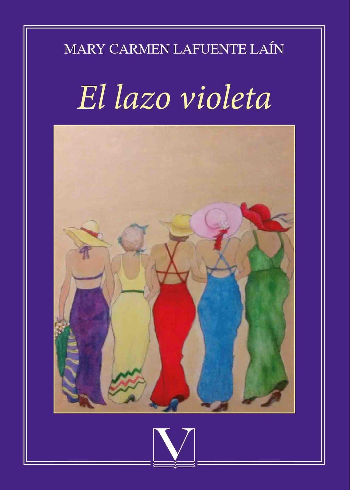 """Libro """"El Lazo Violeta"""""""